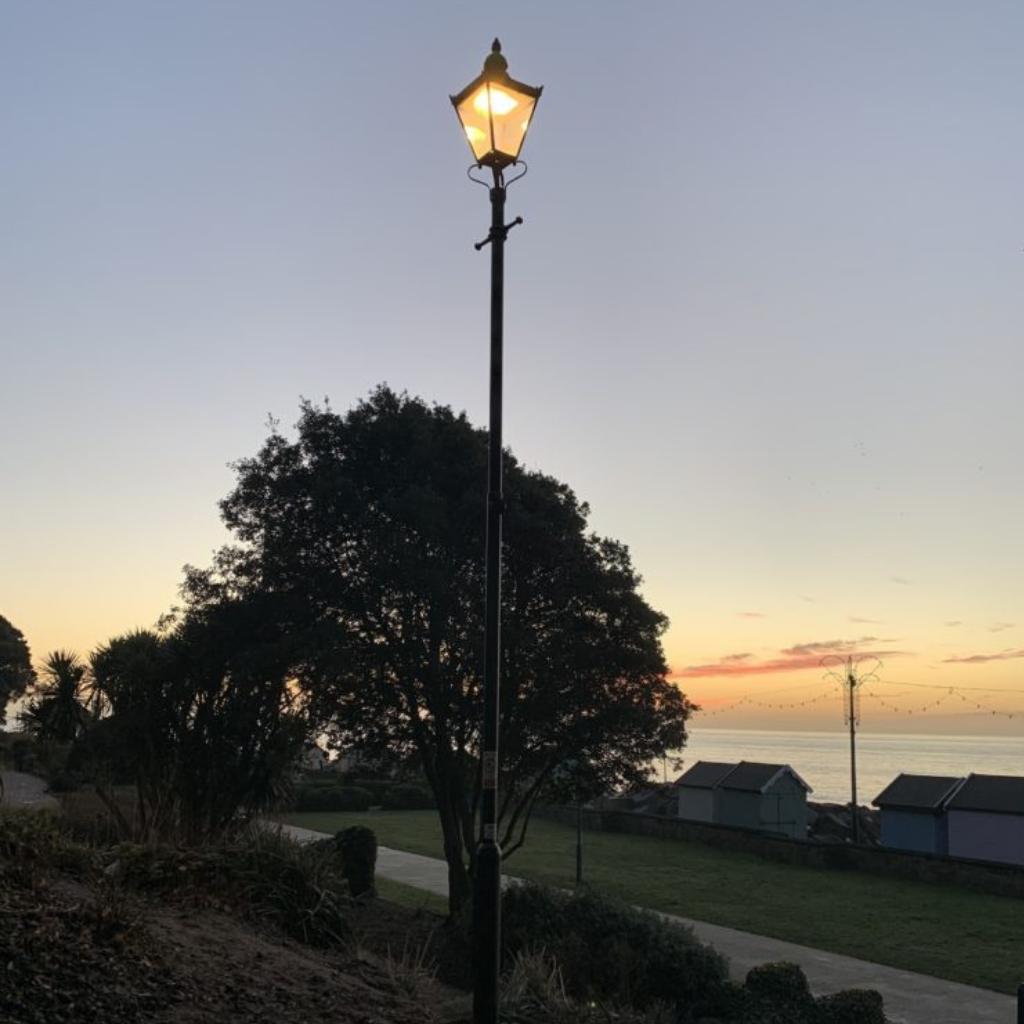 Heritage lighting Felixstowe
