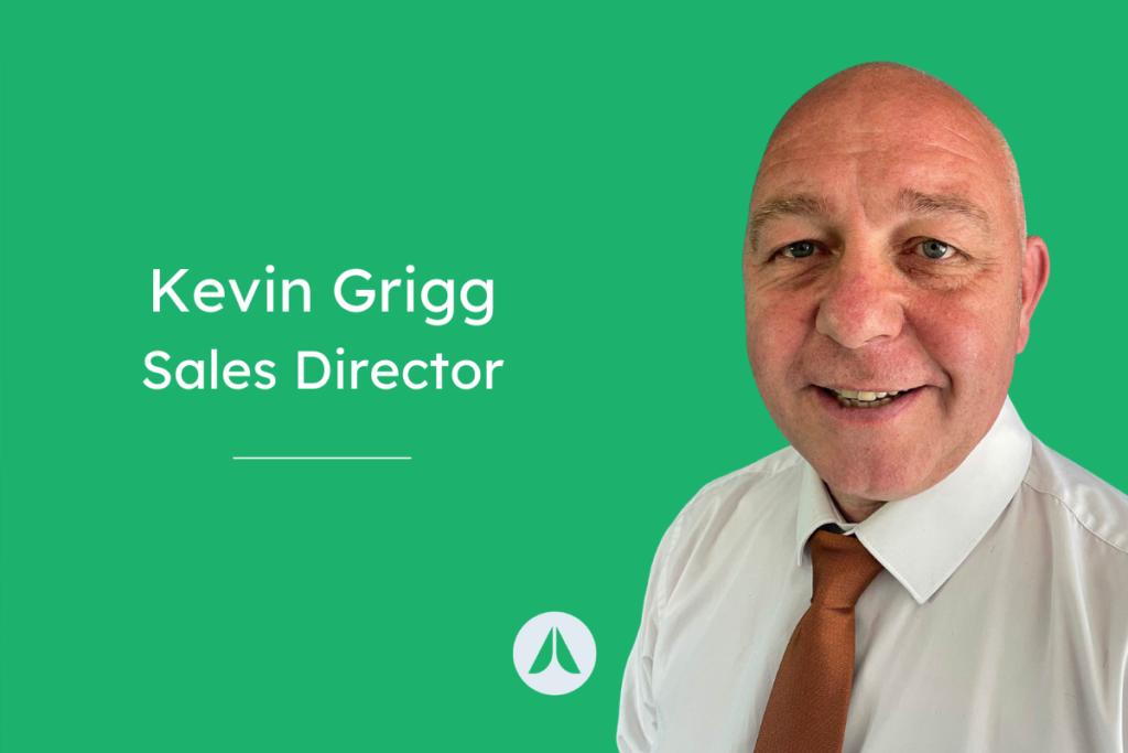 Kevin Grigg, Sales Director Acrospire