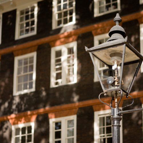 gas heritage lantern